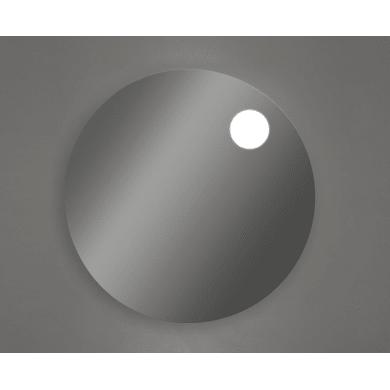 Specchio con illuminazione integrata bagno rotondo TUNNEL L 75 x H 75 cm