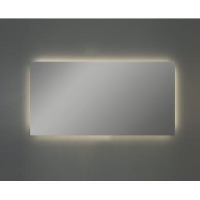 Specchio con illuminazione integrata bagno rettangolare NEXT 120X70 L 120 x H 70 cm