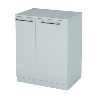 Mobile lavanderia Remix bianco rivestito L 75 x P 72 x H 93 cm