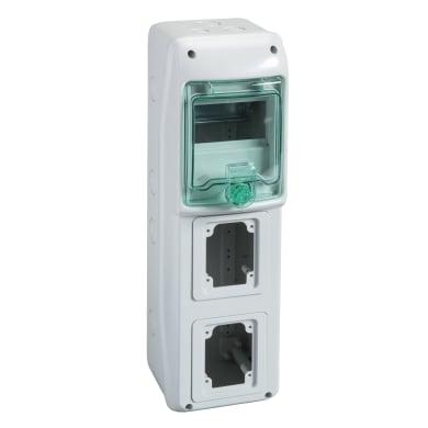 Quadro elettrico vuoto 5 moduli IP65 SCHNEIDER
