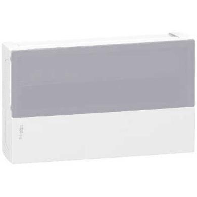 Quadro elettrico vuoto a parete 18 moduli IP40 SCHNEIDER bianco