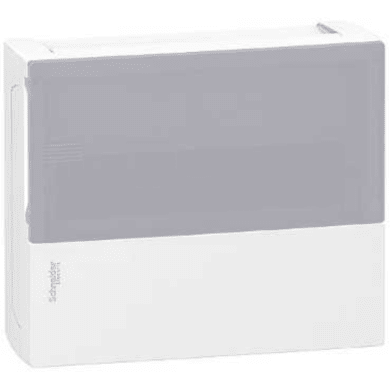 Quadro elettrico vuoto a parete 12 moduli IP40 SCHNEIDER bianco