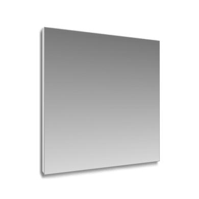 Specchio non luminoso bagno rettangolare L 70 x H 80 cm