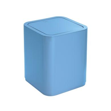 Pattumiera da bagno push gettacarta GEDY CELESTE 8 Lin plastica