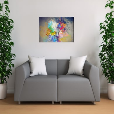 Decorazione da parete Ridley 150x100 cm