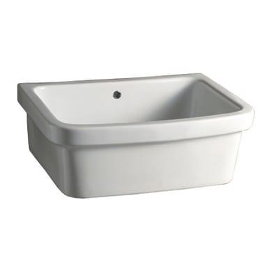 Lavatoio per bucato Basin Ceramic 60 x 25 x 45 cm