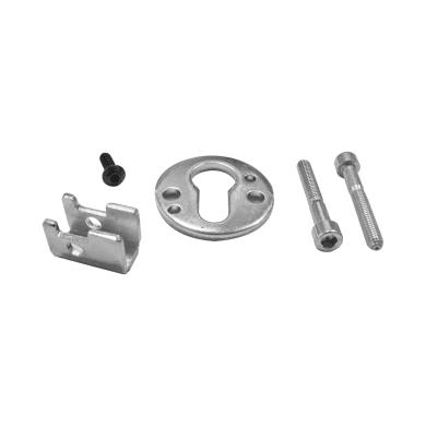 Kit montaggio per porta scorrevole 0 x 0 mm