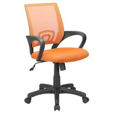 Sedia Business colore arancio