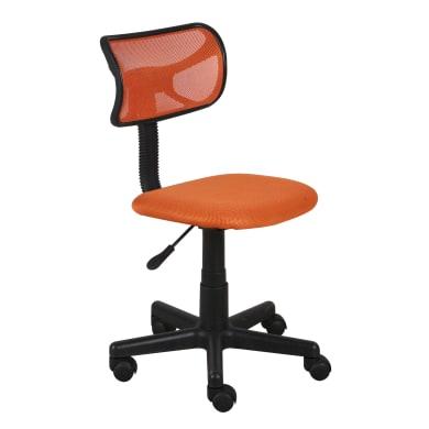 Sedia da ufficio No  sparky arancione