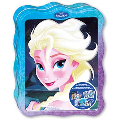 Libro Frozen, storie di latta Disney