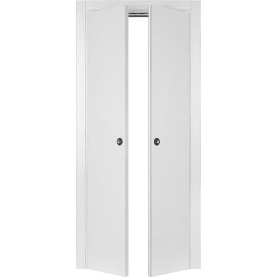 Porta per armadio Trinity bianco matrix L 90 x H 210 cm apertura a destra e sinistra