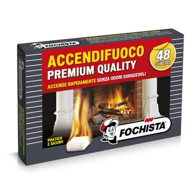 Accendifuoco Premium Quality 48 48 pezzi