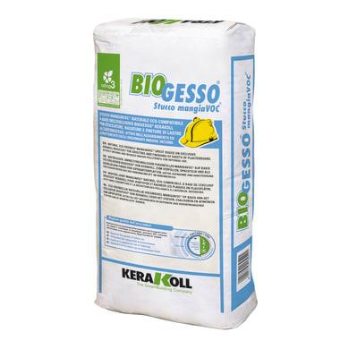 Gesso KERAKOLL BIOGESSO STUCCO MANGIAVOC NEW 5KG 5 kg