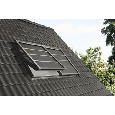 Tenda esterna per finestra VELUX SSSCK040000S L 55 x H 98 cm nero