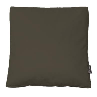 Cuscino da pavimento ALESSIA marroncino 44x