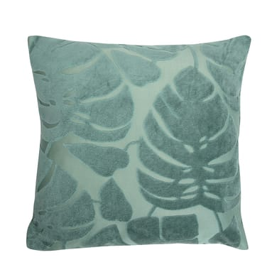 Cuscino Ingrid verde 40x40 cm