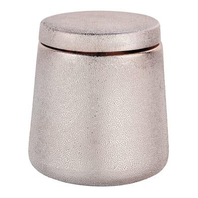Porta cotone Glimma contenit. app. ceramica ororosa in ceramica oro rosa WENKO
