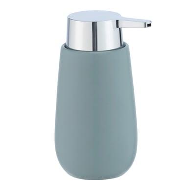 Dispenser sapone Badi dosasapone in ceram. grigio azzurro grigio-azzurro