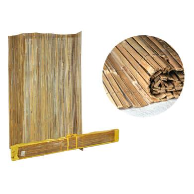 Mezza canna bambù L 3 x H 1.5 m