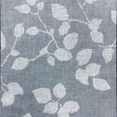 Tenda a rullo Foglie bianco 100 x 250 cm