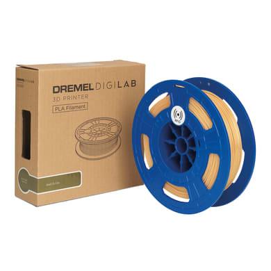 Bobina di filamento per stampante 3D DREMEL Filamento 3D Dremel PLA oro