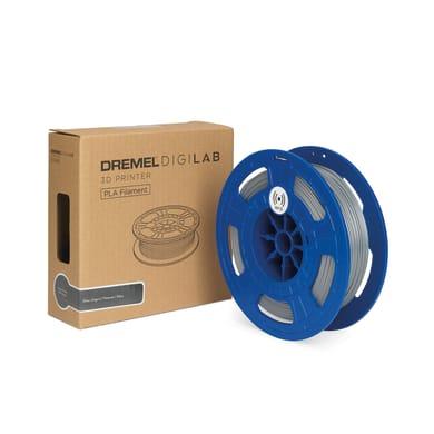 Bobina di filamento per stampante 3D DREMEL Filamento 3D Dremel PLA argento