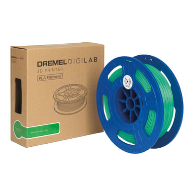 Bobina di filamento per stampante 3D DREMEL Filamento 3D Dremel PLA verde