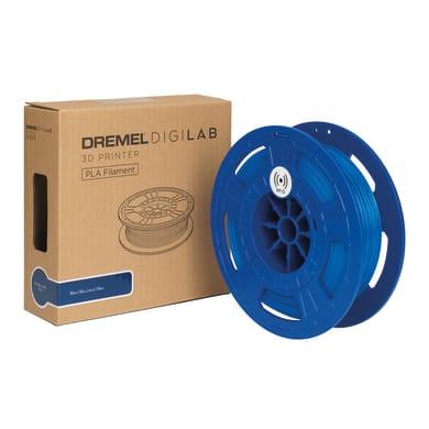 Bobina di filamento per stampante 3D DREMEL Filamento 3D Dremel PLA blu