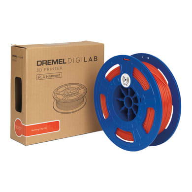 Bobina di filamento per stampante 3D DREMEL Filamento 3D Dremel PLA rosso