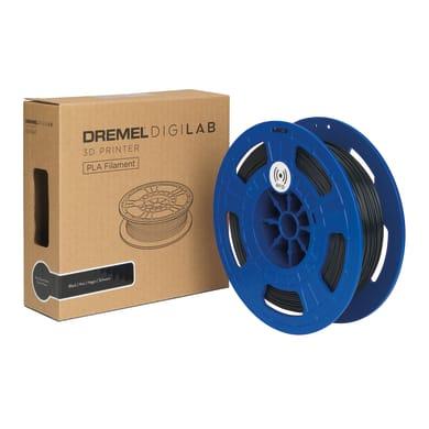 Bobina di filamento per stampante 3D DREMEL Filamento 3D Dremel PLA nero