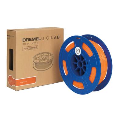 Bobina di filamento per stampante 3D DREMEL Filamento 3D Dremel PLA arancione