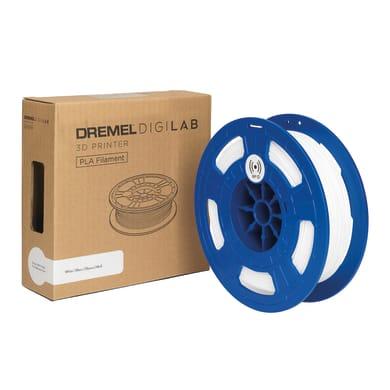 Bobina di filamento per stampante 3D DREMEL Filamento 3D Dremel PLA bianco