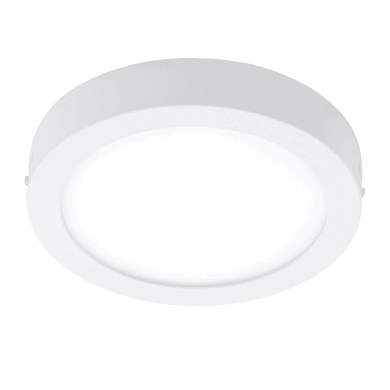 Plafoniera Argolis LED integrato in acciaio, bianco, 16.5W 1600LM IP44 EGLO