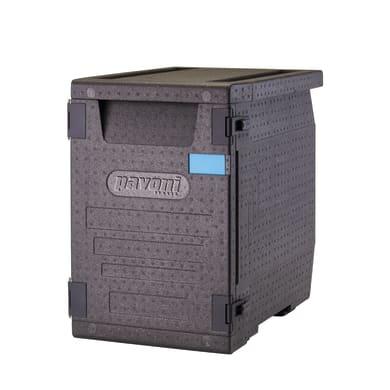 Contenitore per alimenti Termo Box L 64 x H 62.5 cm 86 L