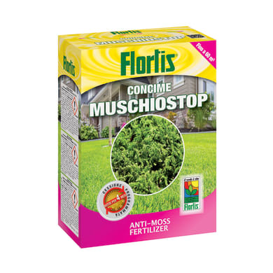 Concime granulare FLORTIS Muschiostop 1,5 kg
