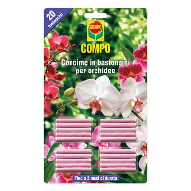 Concime per orchidee bastoncini COMPO COMPO Concime in Bastoncini per Orchidee 30 Pz