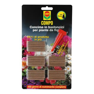 Concime piante fiorite bastoncini COMPO COMPO Concime Bastoncini piante fiore 30 Pz