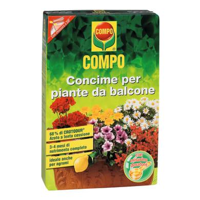 Concime piante fiorite granulare COMPO Per piante da balcone 400 Gr