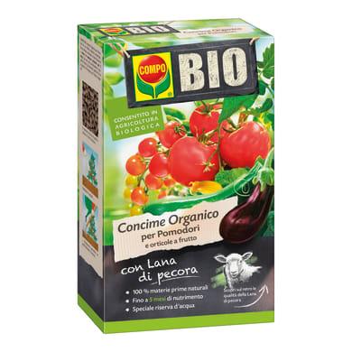 Concime organico granulare COMPO Bio per pomodori 750 Gr