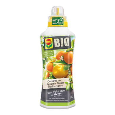 Concime per agrumi liquido COMPO Bio 1 Lt