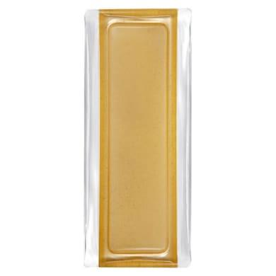 Vetromattone oro lucido H 19 x L 8 x Sp 1.4 cm 10 pezzi