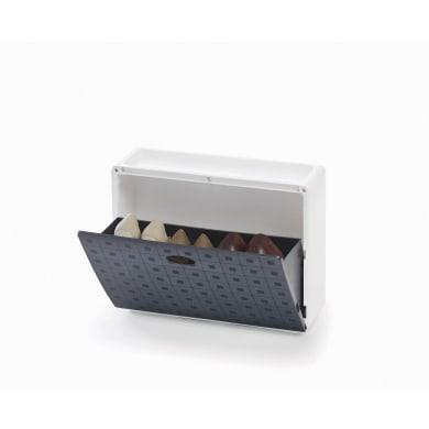 Scarpiera Basic L 51 x H 40 x Sp 17 cm grigio