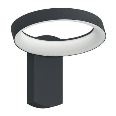 Applique Pernate in fusione di alluminio, nero, LED integrato MAX11W IP44 EGLO