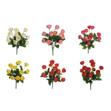 Composizione floreale H 35 cm