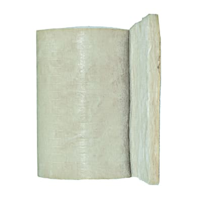 Rotolo ISOVER Par 4+ per cartongesso 0.6 x 10 m, Sp 70 mm