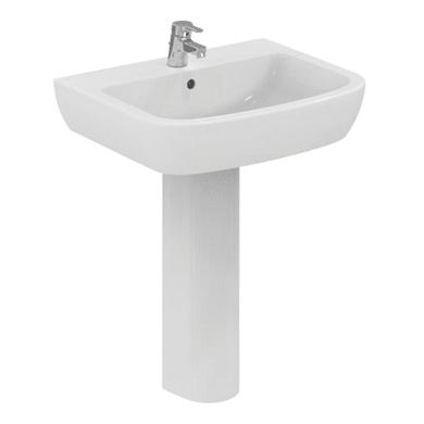 Lavabo Suite L 60 x P 49.4 cm in ceramica bianco
