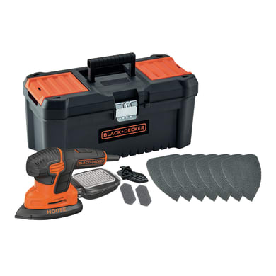 Multilevigatrice BLACK + DECKER 120 W