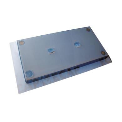 Pannello isolante EDILTECO ECAP GT 0.6 x 1.2 m Sp 80 mm