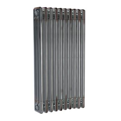 Radiatore acqua calda ERCOS in acciaio 10 elementi interasse 53,5 cm