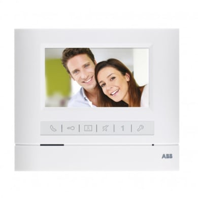 Videocitofono ip monofamiliare  ABB 2 fili